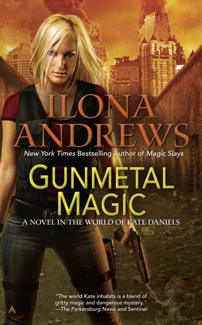 Gunmetal Magic Ilona Andrews graphic