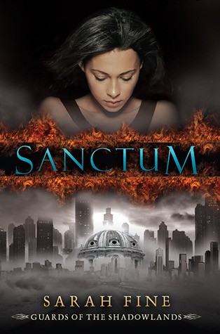 Sanctum by Sarah Fine graphic