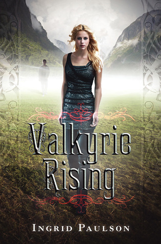 Valkyrie Rising by Ingrid Paulson graphic