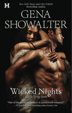Wicked Nights by Gena Showalter graphic