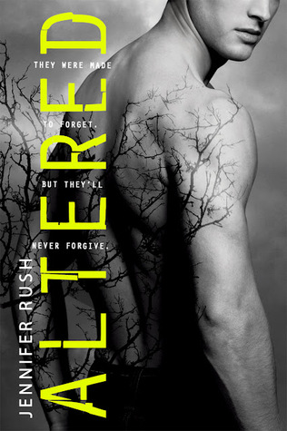 Review: Altered by Jennifer Rush graphic