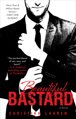 Review: Beautiful Bastard by Christina Lauren graphic