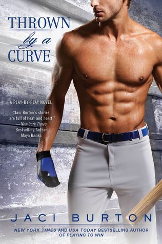 Mini Review: Thrown By A Curve by Jaci Burton graphic
