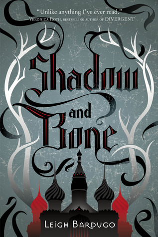 Review: Shadow and Bone by Leigh Bardugo graphic
