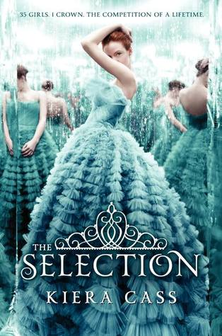 Review: The Selection by Kiera Cass graphic