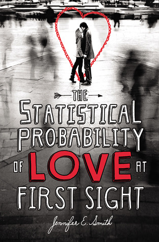 The Statistical Probability of Love at First Sight graphic