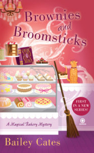 Brownies and Broomstics