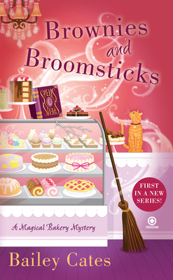 Brownies and Broomsticks by Bailey Cates graphic