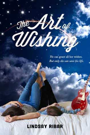 The Art of Wishing by Lindsay Ribar graphic