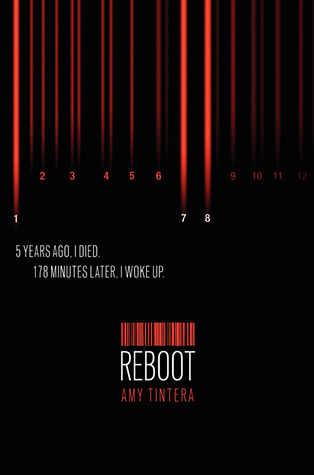 Reboot by Amy Tintera graphic