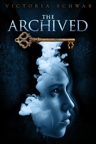 The Archived by Victoria Schwab graphic