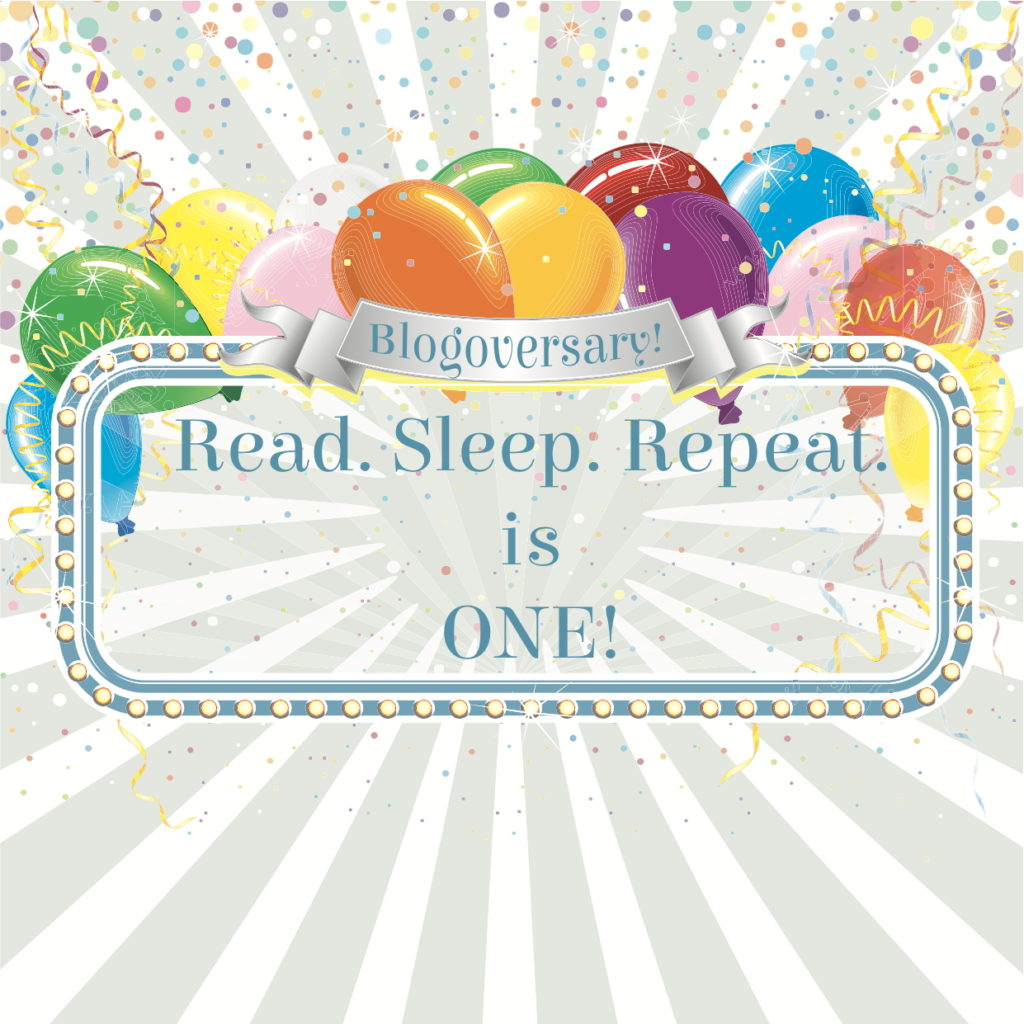 Blogoversary Button