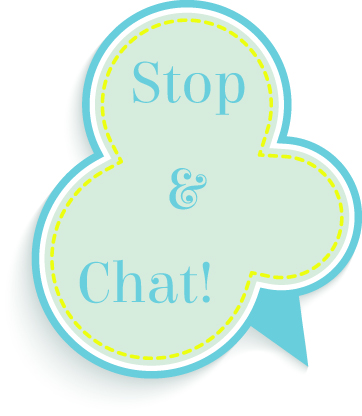 Stop & Chat ~Guilty Pleasures?~